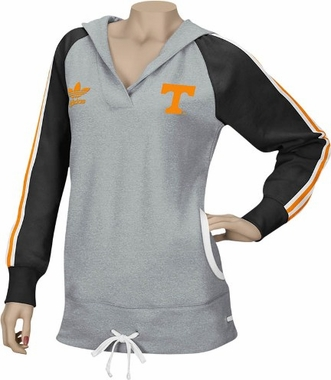 Tennessee Womens Shawl Collar Hooded Sweatshirt