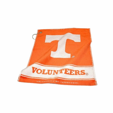 Tennessee Woven Golf Towel
