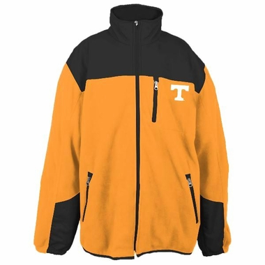 Tennessee YOUTH Dobby Full Zip Polar Fleece Jacket
