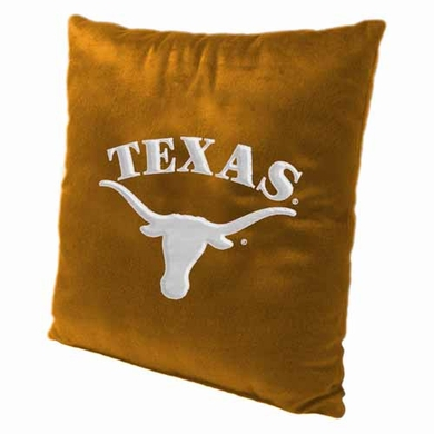 Texas 15 Inch Applique Pillow