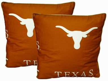 Texas 16 x 16 Decorative Pillow Set