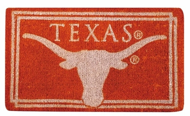 Texas 18x30 Bleached Welcome Mat