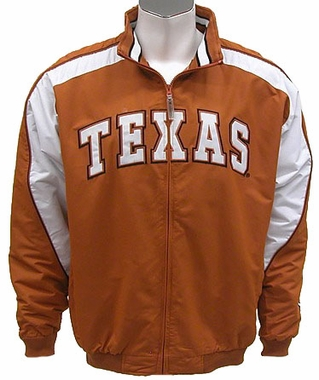 Texas 2010 Element Full Zip Jacket