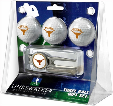 Texas 3 Ball Gift Pack With Kool Tool