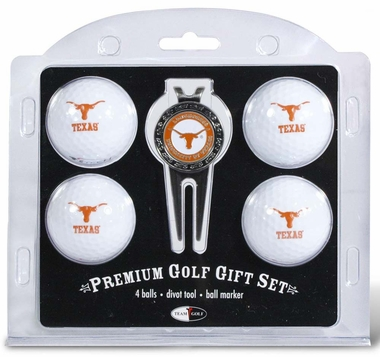 Texas 4 Ball and Divot Tool Set
