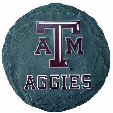 "Texas A&M 13.5"" Stepping Stone"