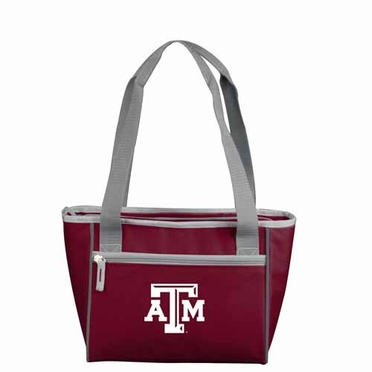 Texas A&M 16 Can Tote Cooler