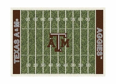 "Texas A&M 3'10"" x 5'4"" Premium Field Rug"