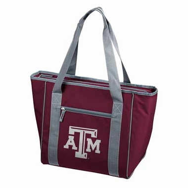 Texas A&M 30 Can Tote Cooler