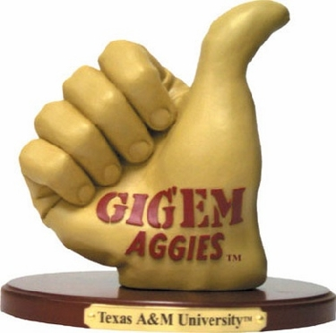 Texas A&M 3D Logo
