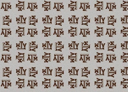 "Texas A&M 7'8 x 10'9"" Premium Pattern Rug"