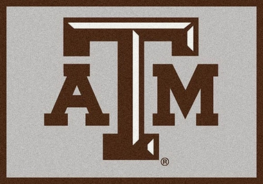 "Texas A&M 7'8"" x 10'9"" Premium Spirit Rug"