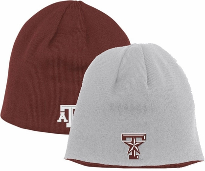 Texas A&M Adidas Reversible Knit Hat