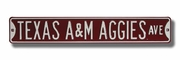 Texas A&M Wall Decorations