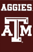 Texas A&M Flags & Outdoors