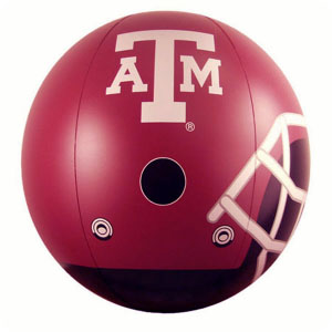 Texas A&M Beach Ball