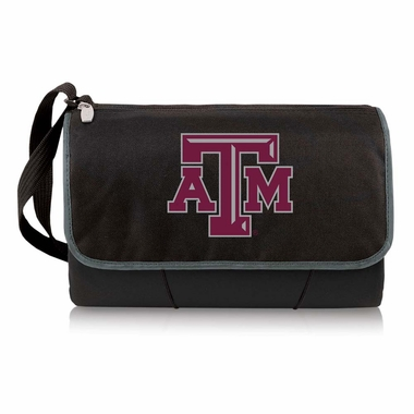 Texas A&M Blanket Tote (Black)