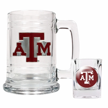 Texas A&M Boilermaker Set