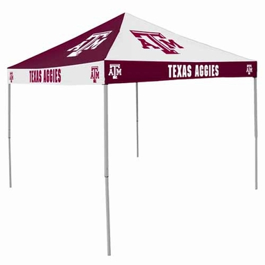 Texas A&M Checkerboard Tailgate Tent