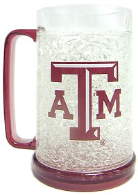 Texas A&M Crystal Freezer Mug