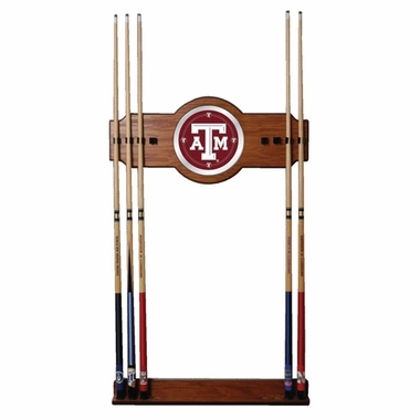 Texas A&M Cue Rack