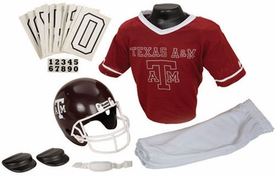 Texas A&M Deluxe Youth Uniform Set