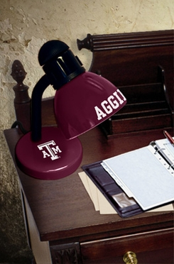 Texas A&M Dorm Lamp
