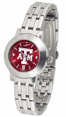 Texas A&M Dynasty Women's Anonized Watch