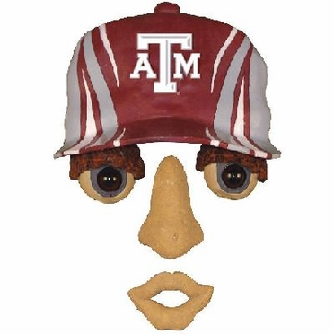 Texas A&M Forest Face