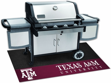 Texas A&M Grill Mat