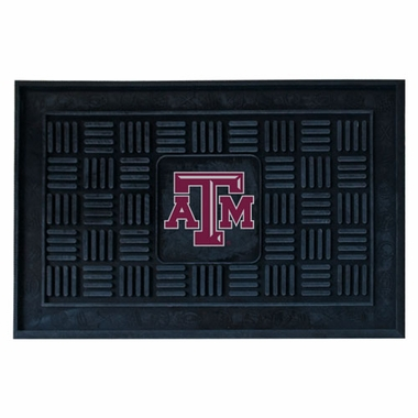 Texas A&M Heavy Duty Vinyl Doormat