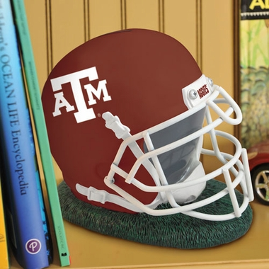 Texas A&M Helmet Shaped Bank
