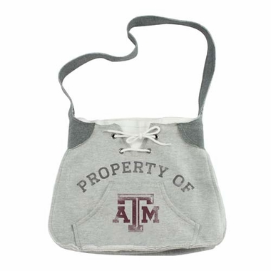 Texas A&M Hoodie Sling Purse