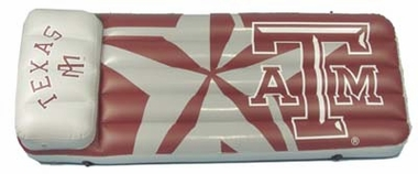 Texas A&M Inflatable Raft