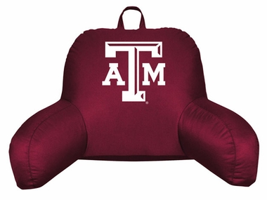 Texas A&M Jersey Material Bedrest