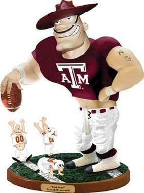 Texas A&M Keepaway Rivalry Statue