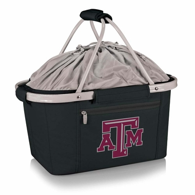 Texas A&M Metro Basket (Black)