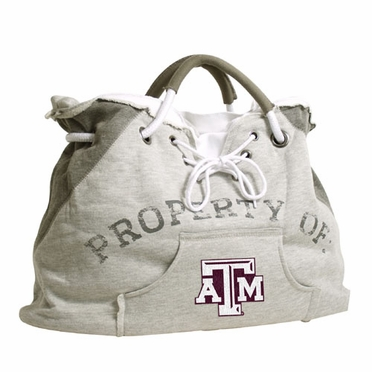 Texas A&M Property of Hoody Tote