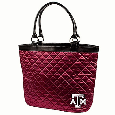 Texas A&M Quilted Tote