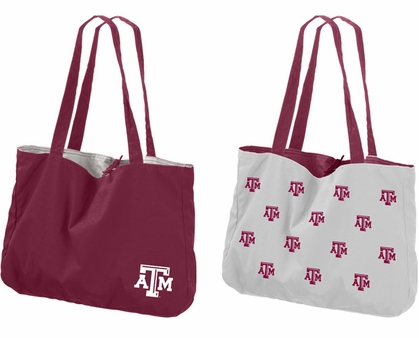Texas A&M Reversible Tote Bag