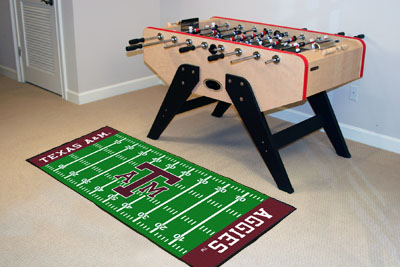 Texas A&M Runner Rug