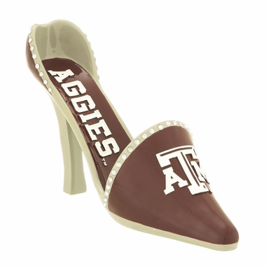 Texas A&M Shoe Bottle Holder
