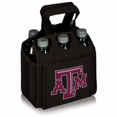 Texas A&M Six Pack (Black)