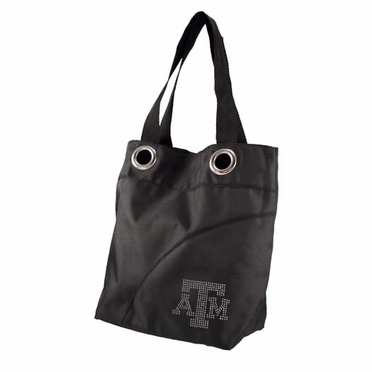 Texas A&M Sport Noir Sheen Tote
