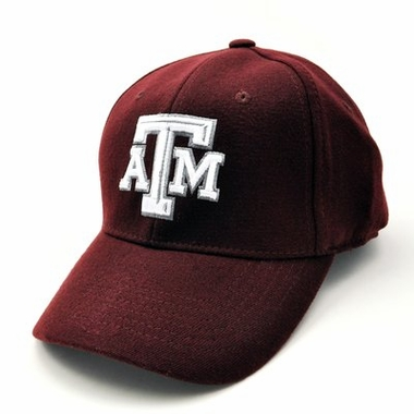 Texas A&M Team Color Premium FlexFit Hat