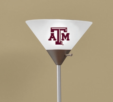 Texas A&M Torchierre Floor Lamp