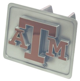 Texas A&M Trailer Hitch Cover