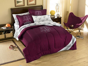 Texas A&M Twin Bed in a Bag