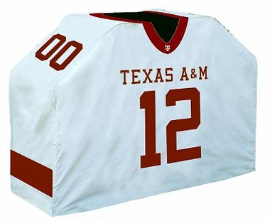 Texas A&M Uniform Grill Cover