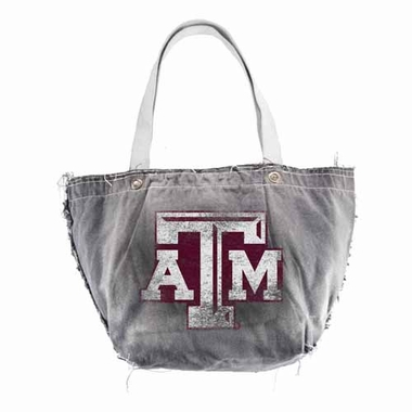 Texas A&M Vintage Tote (Black)
